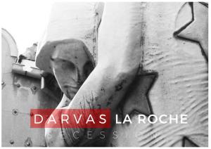postcard front Casa Darvas - La Roche